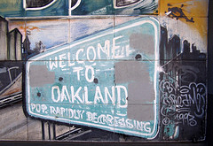 Welcome to Oakland (c) GypsyRock