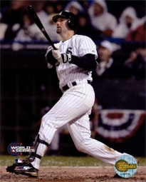 Paul Konerko grand slam, Game Two, 2005 World Series