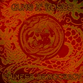 Chinese Democracy (early artwork)
