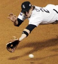 Joe Crede, 2005 World Series