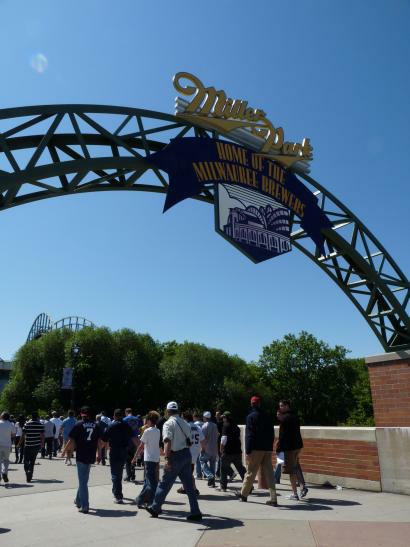 At the Gates of Miller Park
