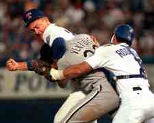 Nolan Ryan/Robin Ventura Fight